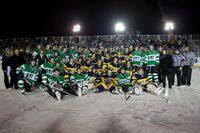 2010 AJHL Northern Classic