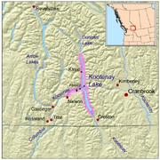Kootenaymap