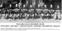 1924-25 Eastern Canada Allan Cup Playoffs