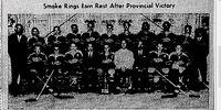 1957-58 Suburban Junior C Group