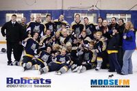 2007-08 Elliot Lake Bobcats