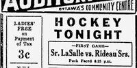 1931-32 Ottawa City Junior League
