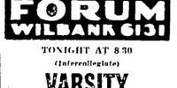 1931-32 CIAU Season