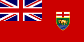 Flag of Manitoba