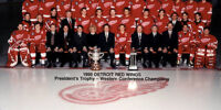 1994–95 Detroit Red Wings season
