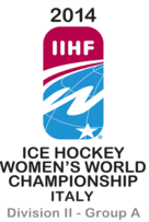 2014 IIHF Ice Hockey Women's World Championship Division II-group A