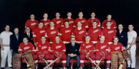 1967–68 Detroit Red Wings season