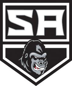 Salmon Arm Silverbacks logo