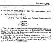 1966 name vote