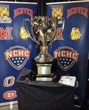 NCHC trophy