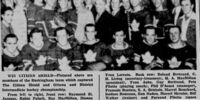 1944-45 Ottawa District Senior Playoffs