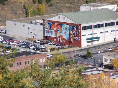 Trail Cominco Arena