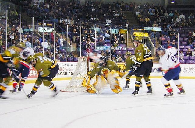 File:The Colts applying pressure at the Battalion net.JPG