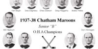 1937-38 OHA Senior Season