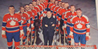 1964 Canadian Olympic Hockey Team