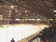 Kingston Memorial Centre interior