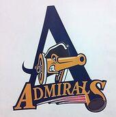 Amherstburg Admirals logo