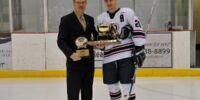 MJHL Scoring Champion photo gallery