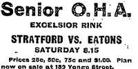 1911-12 OHA Senior Season