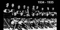 1934–35 Chicago Black Hawks season