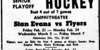 1946-47 Manitoba Senior Hockey League Playoffs