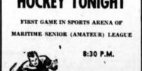 1957-58 Maritimes Senior Playoffs