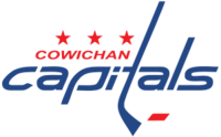 Cowichan Valley Capitals logo