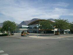 Kamloops arena