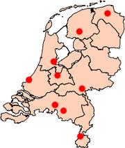 Eredivisiemap0809