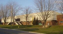 Civic Auditorium Oshawa 2006