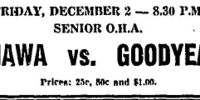 1938-39 OHA Senior A Season