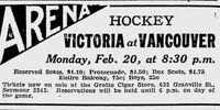 1921–22 PCHA season