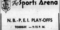 1956-57 Maritimes Senior Playoffs