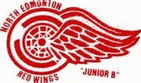North Edmonton Red Wings logo