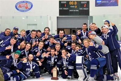 2013 MASCAC champions UMD
