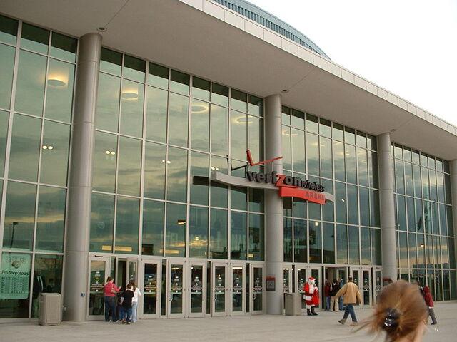 File:Verizon Wireless Arena front.jpg