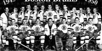 1949–50 Boston Bruins season