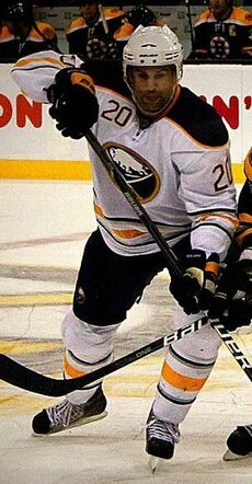 Rob Niedermayer Sabres