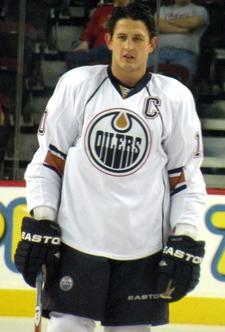 Shawn Horcoff 2010