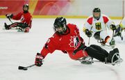 ToddNicholson 2006Paralympics