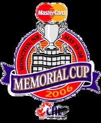 2006 memorialcup