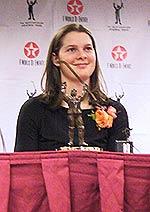 JenniferBotterill 2001PattyKazmaierAward