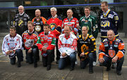 Elitserien coaches 2011