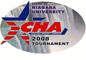 2008 CHA Tournament Logo