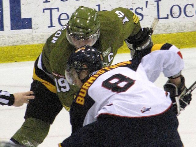 File:Cody Hodgson Aleksandr Burmistrov faceoff 02-2010.jpg