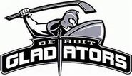 Detroit Gladiators logo