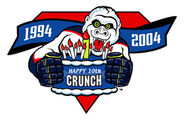 Crunch 10th Anniversary