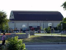 Windsor Arena the old Barn home of Spitfires