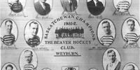 1931-32 Saskatchewan Senior Playoffs