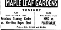 1941-42 OHA Senior B Playoffs